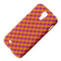 Vibrant Retro Diamond Pattern Samsung Galaxy S4 I9500/I9505 Hardshell Case View4