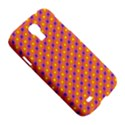 Vibrant Retro Diamond Pattern Samsung Galaxy S4 I9500/I9505 Hardshell Case View5