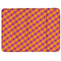 Vibrant Retro Diamond Pattern Samsung Galaxy Tab 7  P1000 Flip Case View1