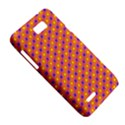 Vibrant Retro Diamond Pattern Motorola XT788 View5