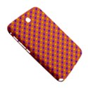 Vibrant Retro Diamond Pattern Samsung Galaxy Note 8.0 N5100 Hardshell Case  View5