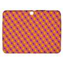 Vibrant Retro Diamond Pattern Samsung Galaxy Tab 3 (10.1 ) P5200 Hardshell Case  View1