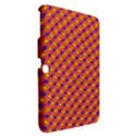 Vibrant Retro Diamond Pattern Samsung Galaxy Tab 3 (10.1 ) P5200 Hardshell Case  View2