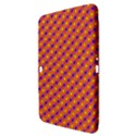 Vibrant Retro Diamond Pattern Samsung Galaxy Tab 3 (10.1 ) P5200 Hardshell Case  View3