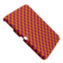 Vibrant Retro Diamond Pattern Samsung Galaxy Tab 3 (10.1 ) P5200 Hardshell Case  View5