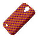 Vibrant Retro Diamond Pattern Samsung Galaxy S4 Classic Hardshell Case (PC+Silicone) View4