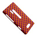 Vibrant Retro Diamond Pattern Nokia Lumia 928 View5