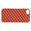 Vibrant Retro Diamond Pattern Apple iPhone 5S/ SE Hardshell Case View1