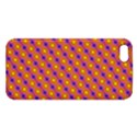 Vibrant Retro Diamond Pattern iPhone 5S/ SE Premium Hardshell Case View1