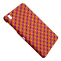 Vibrant Retro Diamond Pattern Samsung Galaxy Tab Pro 8.4 Hardshell Case View4