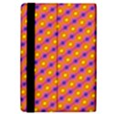 Vibrant Retro Diamond Pattern iPad Mini 2 Flip Cases View4