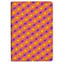 Vibrant Retro Diamond Pattern iPad Air Flip View1