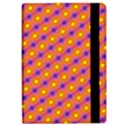 Vibrant Retro Diamond Pattern iPad Air Flip View2