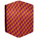Vibrant Retro Diamond Pattern iPad Air Flip View3