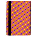 Vibrant Retro Diamond Pattern iPad Air Flip View4