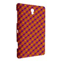 Vibrant Retro Diamond Pattern Samsung Galaxy Tab S (8.4 ) Hardshell Case  View3