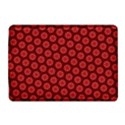 Red Passion Floral Pattern Kindle 4 View1