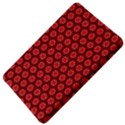 Red Passion Floral Pattern Kindle Fire (1st Gen) Hardshell Case View4