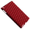Red Passion Floral Pattern Apple iPad 3/4 Hardshell Case (Compatible with Smart Cover) View5