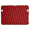 Red Passion Floral Pattern Kindle Fire HD 8.9  View1