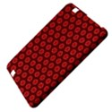 Red Passion Floral Pattern Kindle Fire HD 8.9  View4