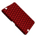 Red Passion Floral Pattern Kindle Fire HD 8.9  View5