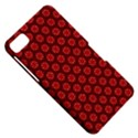 Red Passion Floral Pattern BlackBerry Z10 View5