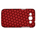 Red Passion Floral Pattern Samsung Galaxy Win I8550 Hardshell Case  View1