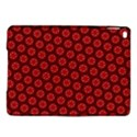 Red Passion Floral Pattern iPad Air 2 Hardshell Cases View1