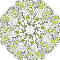 Floral Pattern Background  Folding Umbrellas