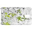Floral Pattern Background  Samsung Infuse 4G Hardshell Case  View1