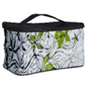 Floral Pattern Background  Cosmetic Storage Case View2