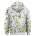 Floral Pattern Background  Men s Pullover Hoodie View2
