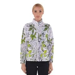 Floral Pattern Background  Winterwear