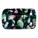 Modern Green And Pink Leaves Bold Touch 9900 9930 View1