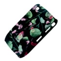 Modern Green And Pink Leaves Curve 8520 9300 View4