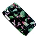 Modern Green And Pink Leaves Curve 8520 9300 View5
