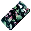 Modern Green And Pink Leaves HTC Radar Hardshell Case  View4