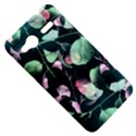 Modern Green And Pink Leaves HTC Radar Hardshell Case  View5