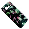 Modern Green And Pink Leaves HTC Incredible S Hardshell Case  View5