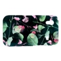Modern Green And Pink Leaves Samsung Galaxy Ace S5830 Hardshell Case  View1