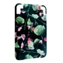 Modern Green And Pink Leaves Kindle 3 Keyboard 3G View2