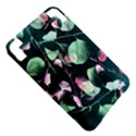 Modern Green And Pink Leaves Kindle 3 Keyboard 3G View5