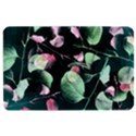 Modern Green And Pink Leaves Kindle Fire (1st Gen) Hardshell Case View1