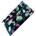 Modern Green And Pink Leaves Apple iPad 2 Hardshell Case View4