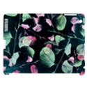 Modern Green And Pink Leaves Apple iPad 3/4 Hardshell Case (Compatible with Smart Cover) View1