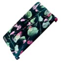 Modern Green And Pink Leaves Apple iPad 3/4 Hardshell Case (Compatible with Smart Cover) View4