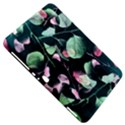 Modern Green And Pink Leaves Samsung Galaxy Tab 8.9  P7300 Hardshell Case  View5