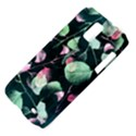 Modern Green And Pink Leaves Samsung Galaxy S II Skyrocket Hardshell Case View4