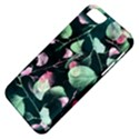 Modern Green And Pink Leaves Apple iPhone 5 Classic Hardshell Case View4